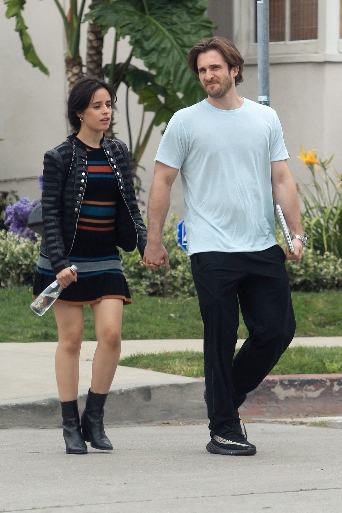 Camila Cabello and Matthew Hussey Out in Hollywood 2019/05/13