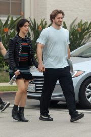Camila Cabello and Matthew Hussey Out in Hollywood 2019/05/13 6