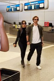 Camila Cabello with her boyfriend Seen at LAX Airport 2019/05/11 4