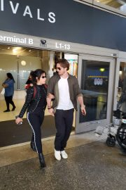 Camila Cabello with her boyfriend Seen at LAX Airport 2019/05/11 6