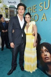 """Camila Mendes and Charles Melton at """"The Sun is Also A Star"""" Premiere in Los Angeles 2019/05/13 3"""