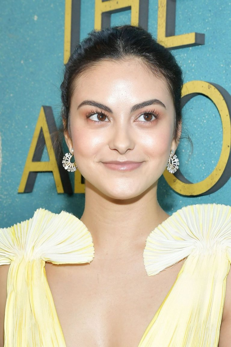 "Camila Mendes at World premiere of Warner Bros ""The Sun is Also A Star"" in Los Angeles 2019/05/13 1"