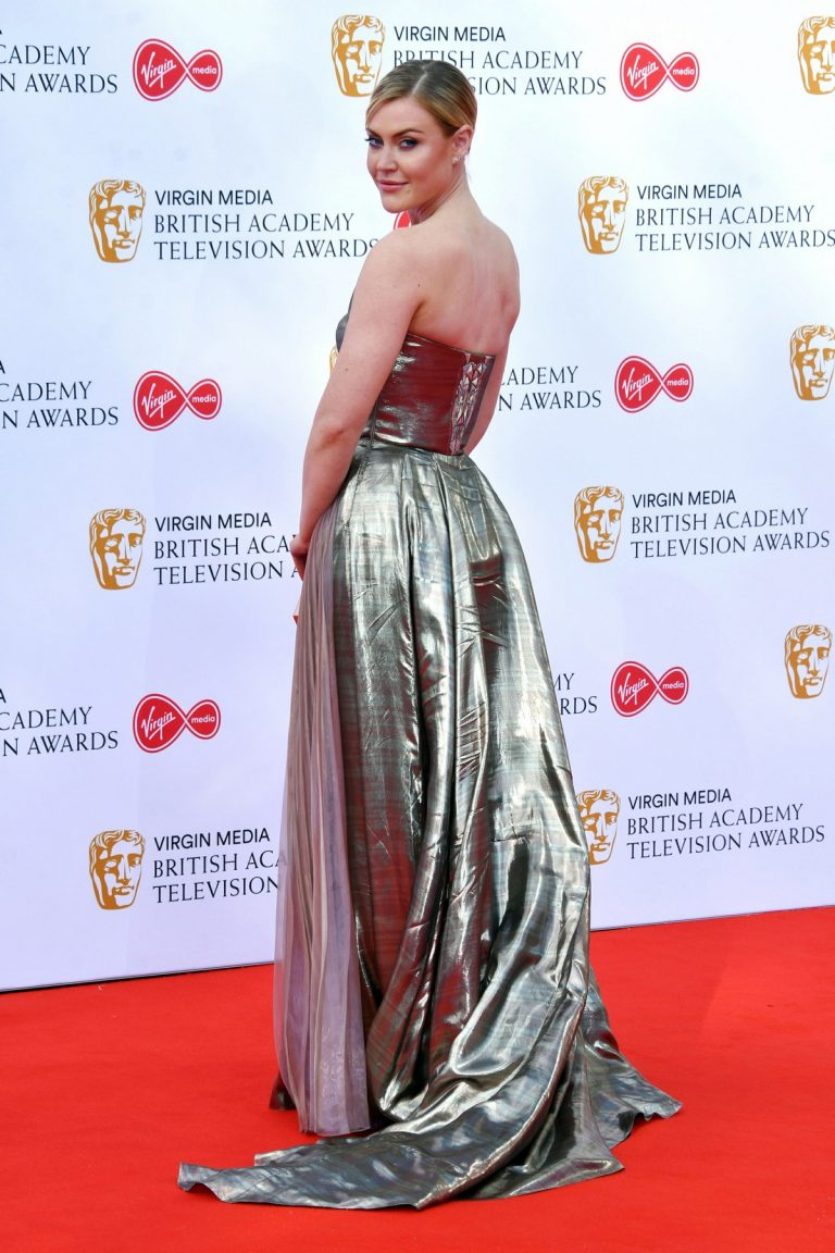 Camilla Kerslake at 2019 BAFTA Awards at Royal Festival Hall in London 2019/05/12 18