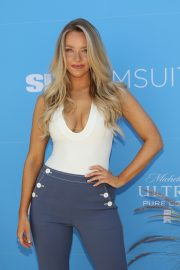 Camille Kostek at 2019 Sports Illustrated Swimsuit at Ice Palace in Miami 2019/05/10 1