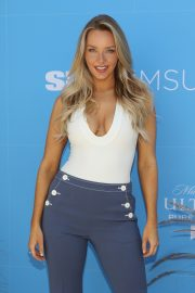 Camille Kostek at 2019 Sports Illustrated Swimsuit at Ice Palace in Miami 2019/05/10 2