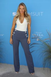 Camille Kostek at 2019 Sports Illustrated Swimsuit at Ice Palace in Miami 2019/05/10 3