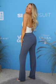 Camille Kostek at 2019 Sports Illustrated Swimsuit at Ice Palace in Miami 2019/05/10 5