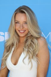 Camille Kostek at 2019 Sports Illustrated Swimsuit at Ice Palace in Miami 2019/05/10 7