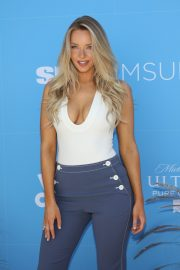 Camille Kostek at 2019 Sports Illustrated Swimsuit at Ice Palace in Miami 2019/05/10 8