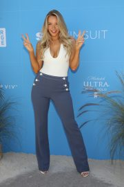 Camille Kostek at 2019 Sports Illustrated Swimsuit at Ice Palace in Miami 2019/05/10 11
