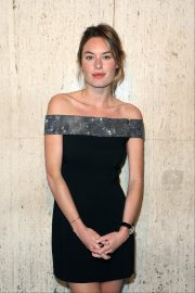 Camille Rowe attends Christopher Kane's Party at Giorgio's in Los Angeles 2019/04/29 5