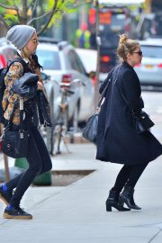 Cara Delevingne and Ashley Benson Out in New York 2019/05/01 5