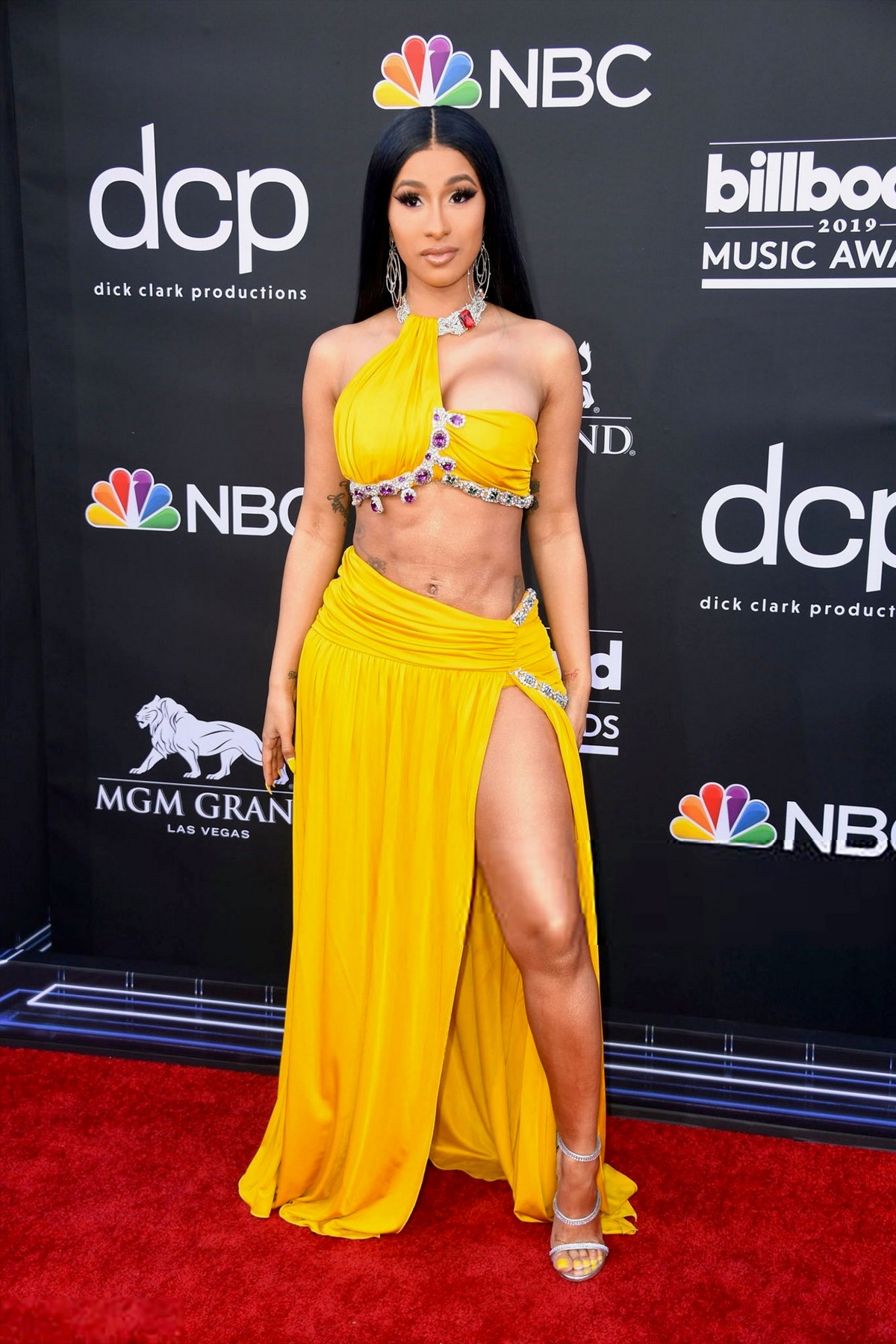 Cardi B at 2019 Billboard Music Awards at MGM in Las Vegas 2019/05/01 2