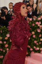 Cardi B at The 2019 Met Gala Celebrating Camp: Notes on Fashion in New York 2019/05/06 9