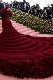 Cardi B at The 2019 Met Gala Celebrating Camp: Notes on Fashion in New York 2019/05/06 10