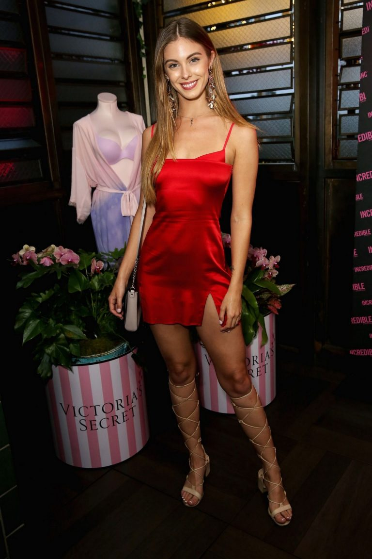 Carmella Rose at New Incredible By Victoria's Secret Collection Celebration in Los Angeles 2019/05/02 3