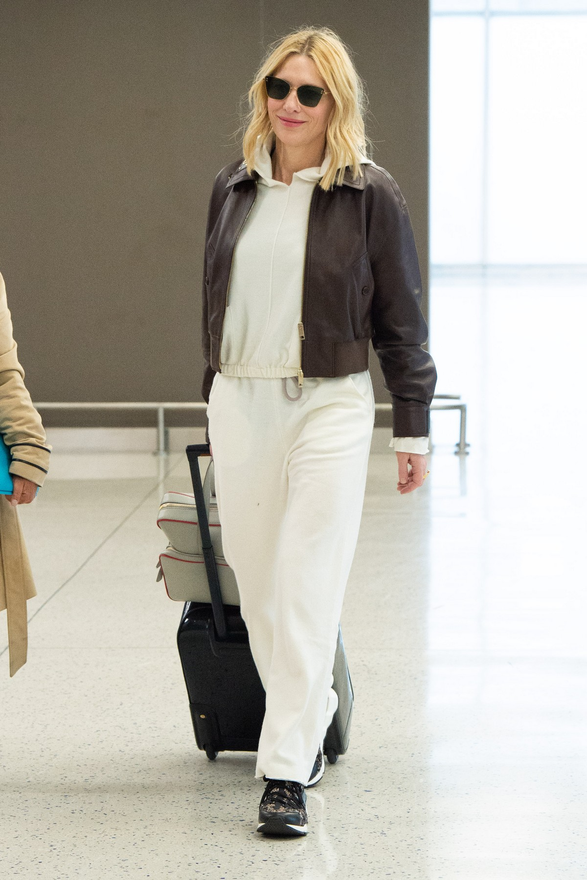 Cate Blanchett Arrives at JFK Airport in New York 2019/05/10 6