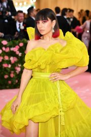 Charli XCX at The 2019 Met Gala Celebrating Camp: Notes on Fashion in New York 2019/05/06 1