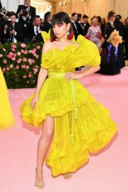 Charli XCX at The 2019 Met Gala Celebrating Camp: Notes on Fashion in New York 2019/05/06 3