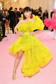Charli XCX at The 2019 Met Gala Celebrating Camp: Notes on Fashion in New York 2019/05/06 4