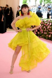 Charli XCX at The 2019 Met Gala Celebrating Camp: Notes on Fashion in New York 2019/05/06 5