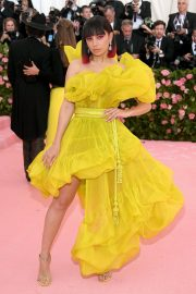 Charli XCX at The 2019 Met Gala Celebrating Camp: Notes on Fashion in New York 2019/05/06 6
