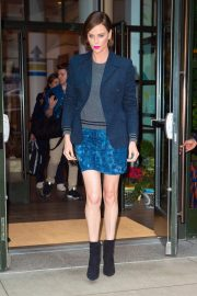 """Charlize Theron at """"Late Night with Seth Meyers"""" in New York 2019/05/01 6"""