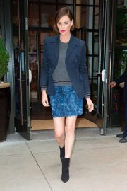 """Charlize Theron at """"Late Night with Seth Meyers"""" in New York 2019/05/01 8"""
