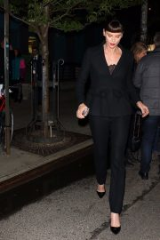 """Charlize Theron at """"Long Shot"""" Premiere After Party in New York 2019/04/30 1"""