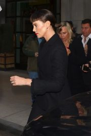 """Charlize Theron at """"Long Shot"""" Premiere After Party in New York 2019/04/30 2"""