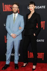 """Charlize Theron at """"Long Shot"""" Premiere at Square Theater in New York 2019/04/30 14"""