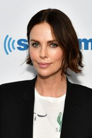 Charlize Theron at SiriusXM Studios in New York City 2019/04/29 1