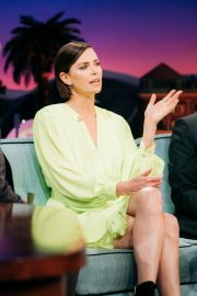 Charlize Theron attends The Late Late Show with James Corden 2019/05/06 5