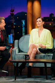 Charlize Theron attends The Late Late Show with James Corden 2019/05/06 6