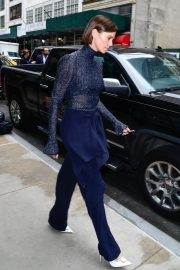 Charlize Theron Out Midtown Hotel in New York 2019/05/01 2