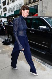 Charlize Theron Out Midtown Hotel in New York 2019/05/01 4