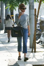 Charlize Theron Out Salon in West Hollywood 2019/05/03 2