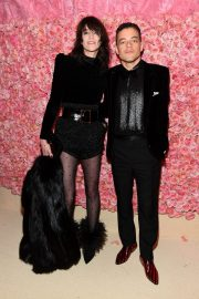 Charlotte Gainsbourg at The 2019 Met Gala Celebrating Camp: Notes on Fashion in New York 2019/05/06 3