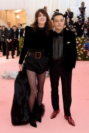 Charlotte Gainsbourg at The 2019 Met Gala Celebrating Camp: Notes on Fashion in New York 2019/05/06 8