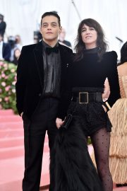 Charlotte Gainsbourg at The 2019 Met Gala Celebrating Camp: Notes on Fashion in New York 2019/05/06 10