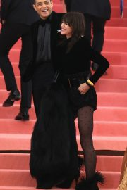 Charlotte Gainsbourg at The 2019 Met Gala Celebrating Camp: Notes on Fashion in New York 2019/05/06 13