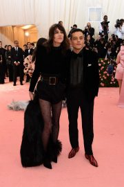 Charlotte Gainsbourg at The 2019 Met Gala Celebrating Camp: Notes on Fashion in New York 2019/05/06 14