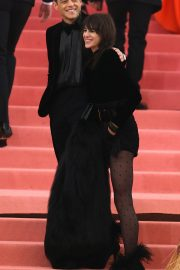 Charlotte Gainsbourg at The 2019 Met Gala Celebrating Camp: Notes on Fashion in New York 2019/05/06 15