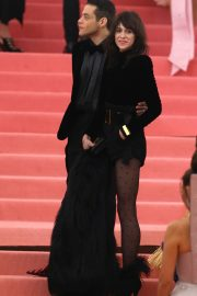 Charlotte Gainsbourg at The 2019 Met Gala Celebrating Camp: Notes on Fashion in New York 2019/05/06 17