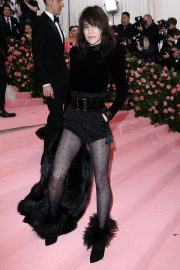 Charlotte Gainsbourg at The 2019 Met Gala Celebrating Camp: Notes on Fashion in New York 2019/05/06 24