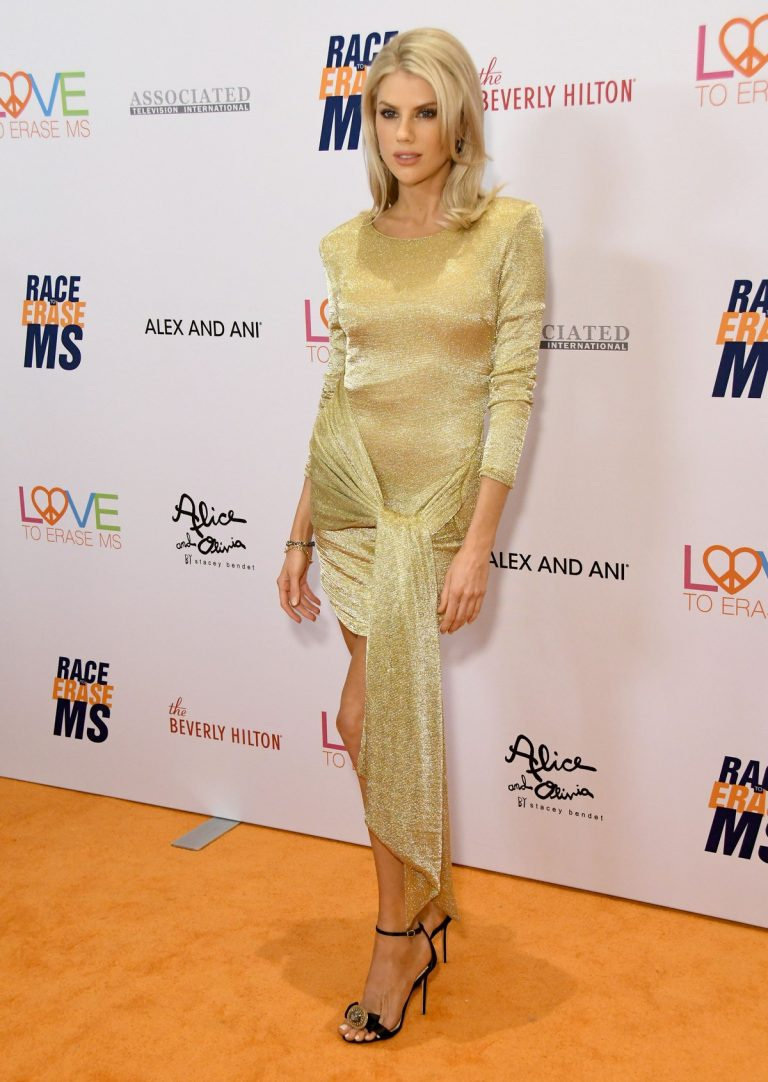 Charlotte McKinney at 26th Annual Race to Erase MS in Beverly Hills 2019/05/10 3