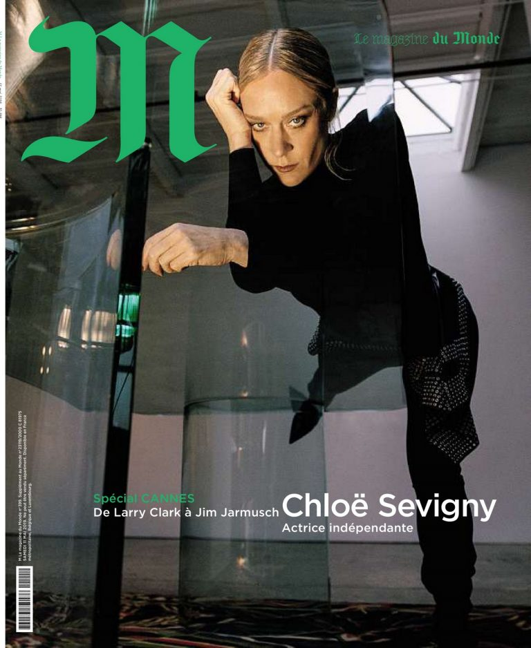 Chloe Sevigny Photoshoot for Le Monde Magazine, May 2019 Issue 5
