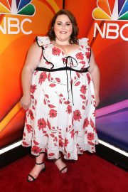 Chrissy Metz at NBCUniversal Upfront Presentation at Four Seasons Hotel 2019/05/13 1