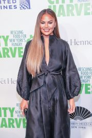 Chrissy Teigen at 36th Annual City Harvest Gala in NYC 2019/04/30 3