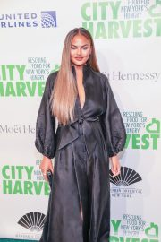 Chrissy Teigen at 36th Annual City Harvest Gala in NYC 2019/04/30 6